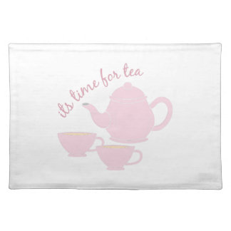 Time For Tea Place Mats