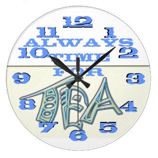 Time for Tea simplicity Clocks
