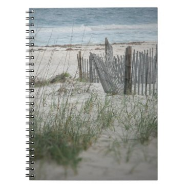 Beach Themed Time for the Beach Spiral Notebook