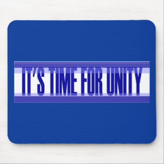 Time for Unity Mousepad