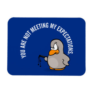 Time for your annual employee performance review magnet