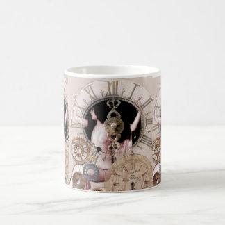 Time goes by so slowly coffee mug