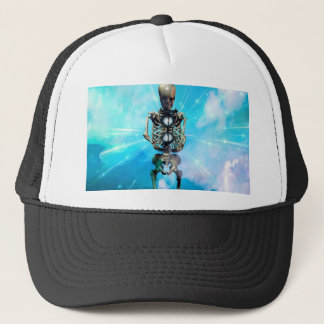 Time has come trucker hat