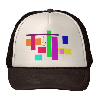 Time Mesh Hats