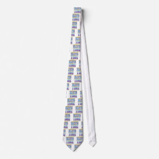 Time Hate Face Tie