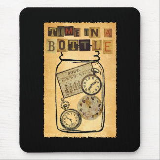 Time in a Bottle Mouse Pad