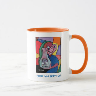 Time In A Bottle  - Time Pieces Mug