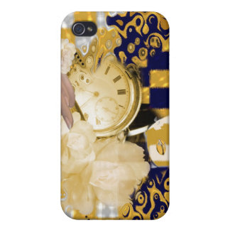 Time iPhone 4 Case