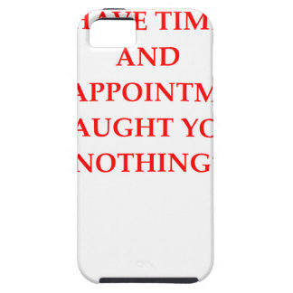 TIME iPhone SE/5/5s CASE