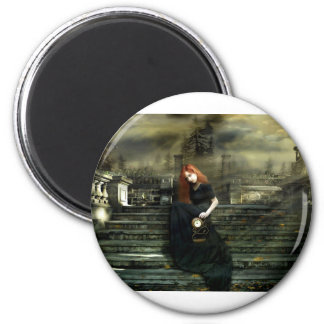 Time Is All We Have 2 Inch Round Magnet