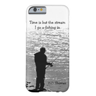 Time is but the Stream  iPhone 6 Case