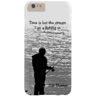 Time is but the Stream iPhone 6 Plus Case