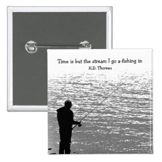 Time is but the Stream Pinback Button