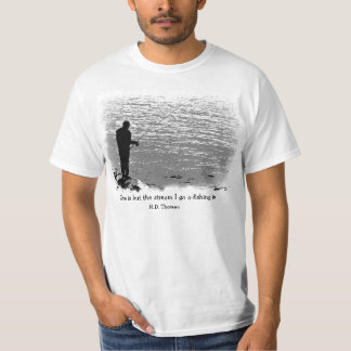 Time is but the Stream T-Shirt