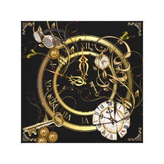 Time is Fleeting Canvas Print