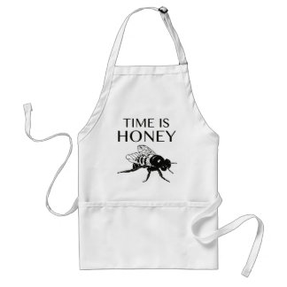 Time Is Honey Adult Apron