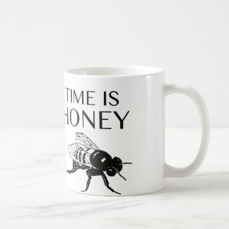 Time Is Honey Coffee Mug