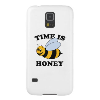 Time Is Honey Galaxy S5 Cover