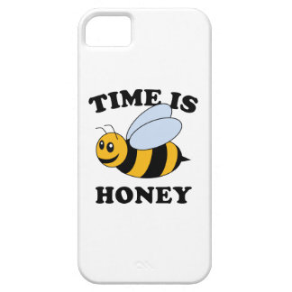 Time Is Honey iPhone SE/5/5s Case