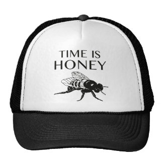 Time Is Honey Trucker Hat