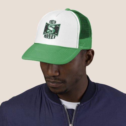 Time Is Money Alternate Trucker Hat