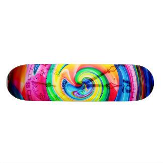 Time is Money Skateboard