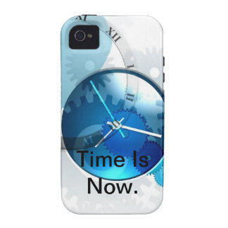 Time Is Now -products. iPhone 4 Cases