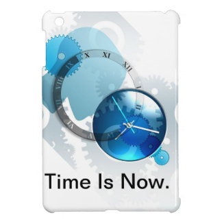 Time Is Now -products. Case For iPad Mini