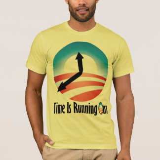 Time is Running Out - 20-12 T-Shirt