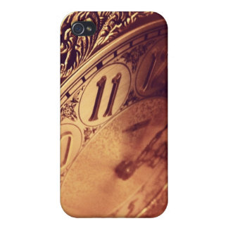 Time Keeper Case For iPhone 4