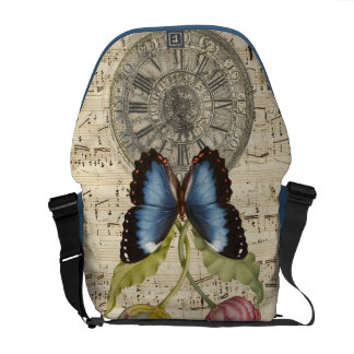 Time Keeper Courier Bag