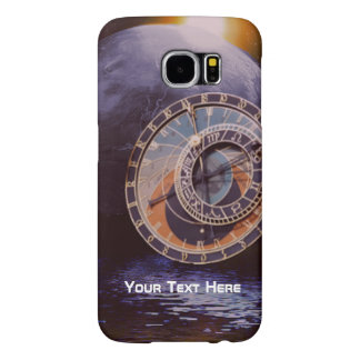 Time Keeper's Samsung Galaxy S6 Cases