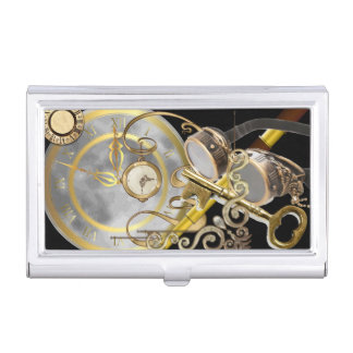 Time Keepers Case For Business Cards