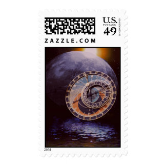 Time Keeper's Postage