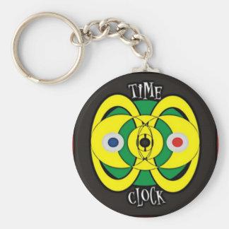Time Keychain