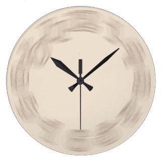 Time-Lapse geek wall clock III