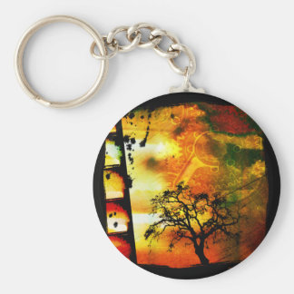Time Lapse Keychain