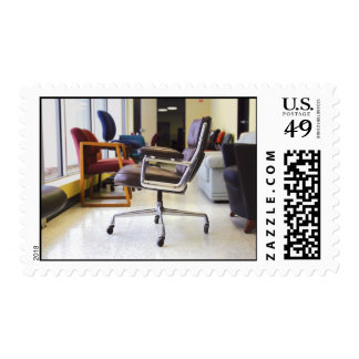 Time Life Chair 01 Postage Stamp