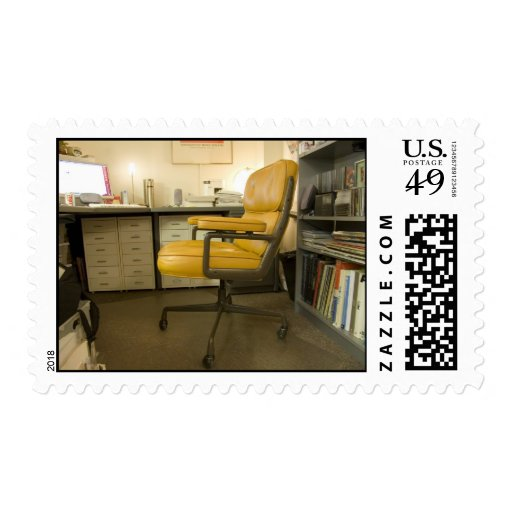 Time Life Chair 2 Postage Stamps