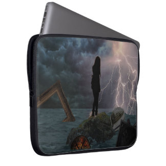 Time Lost Laptop Sleeve