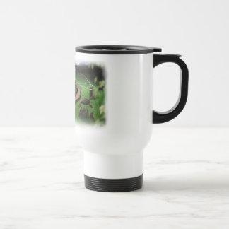 Time Machine Crop Circles Mug