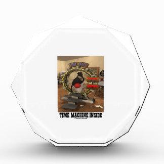 Time Machine Inside (Open Source Duke) Acrylic Award
