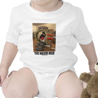 Time Machine Inside (Open Source Duke) Tee Shirt