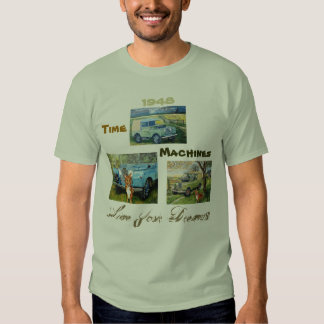 Time Machines~Style2 T-shirt