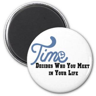 Time Magnet