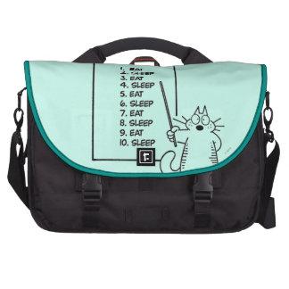 Time Management Commuter Bag