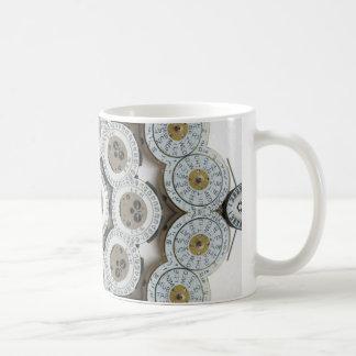 Time Mandala Coffee Mugs