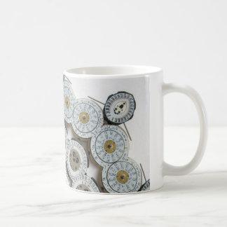 Time Mandala Coffee Mug