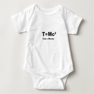 Time = Money - Baby Clothes Baby Bodysuit