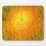 time mouse mat